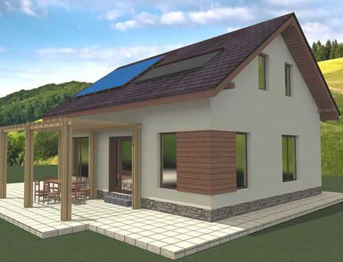 Hemp Homes for the Future: 3D Printed and Carbon Neutral